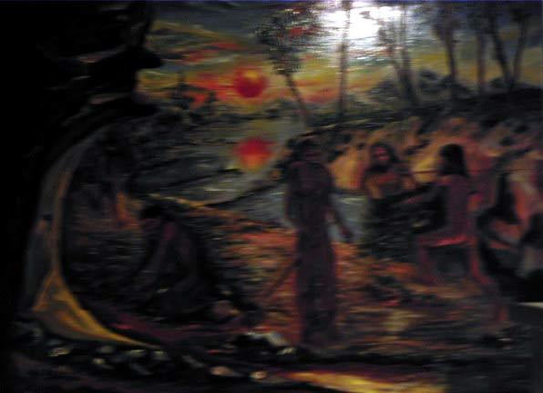 pintura de héctor