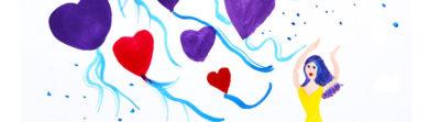 ilustración amor libre