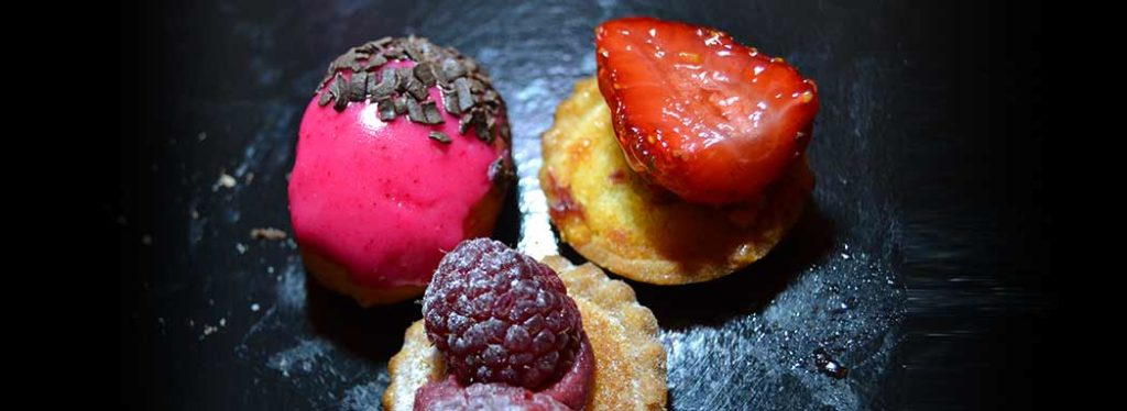 pastelitos dulces