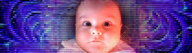 la percepción bebé